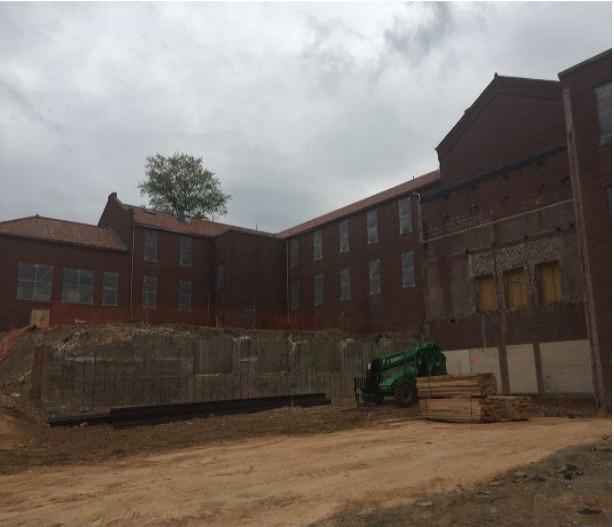Bancroft elementary school clone l s caldwell associates inc for Metropolitan exteriors inc reviews